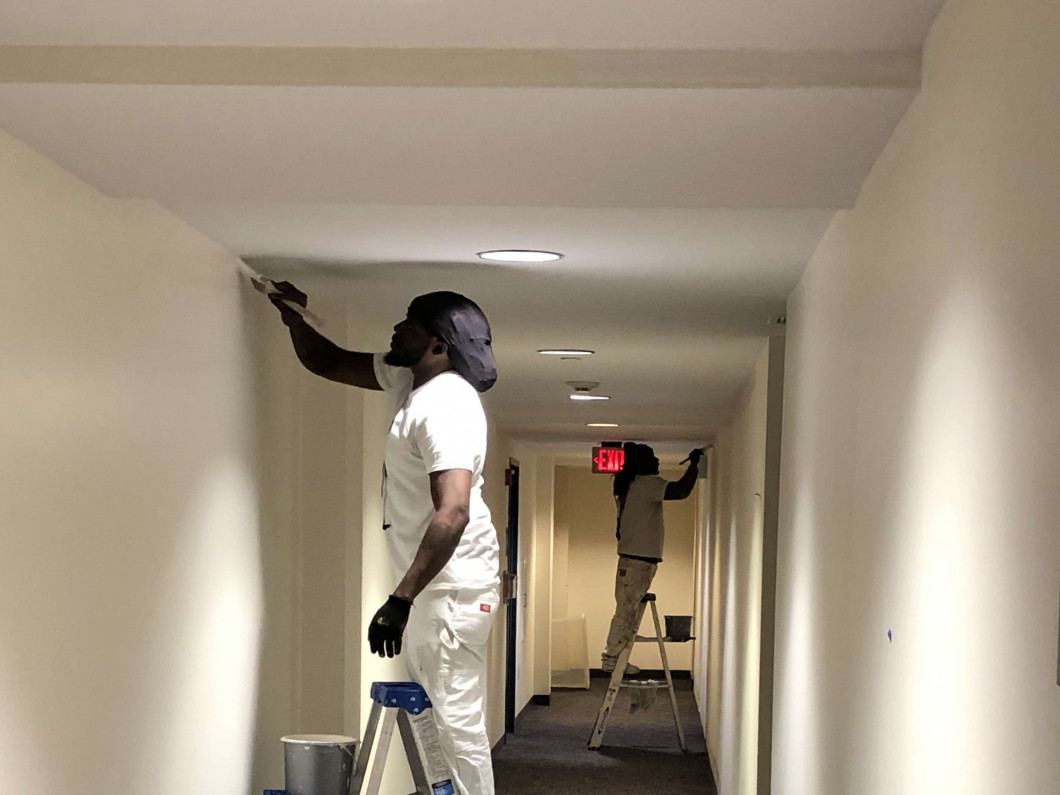Commercial Painting Houston , TX